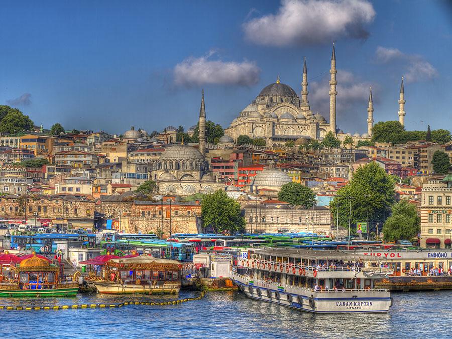 main exports imports of Turkey