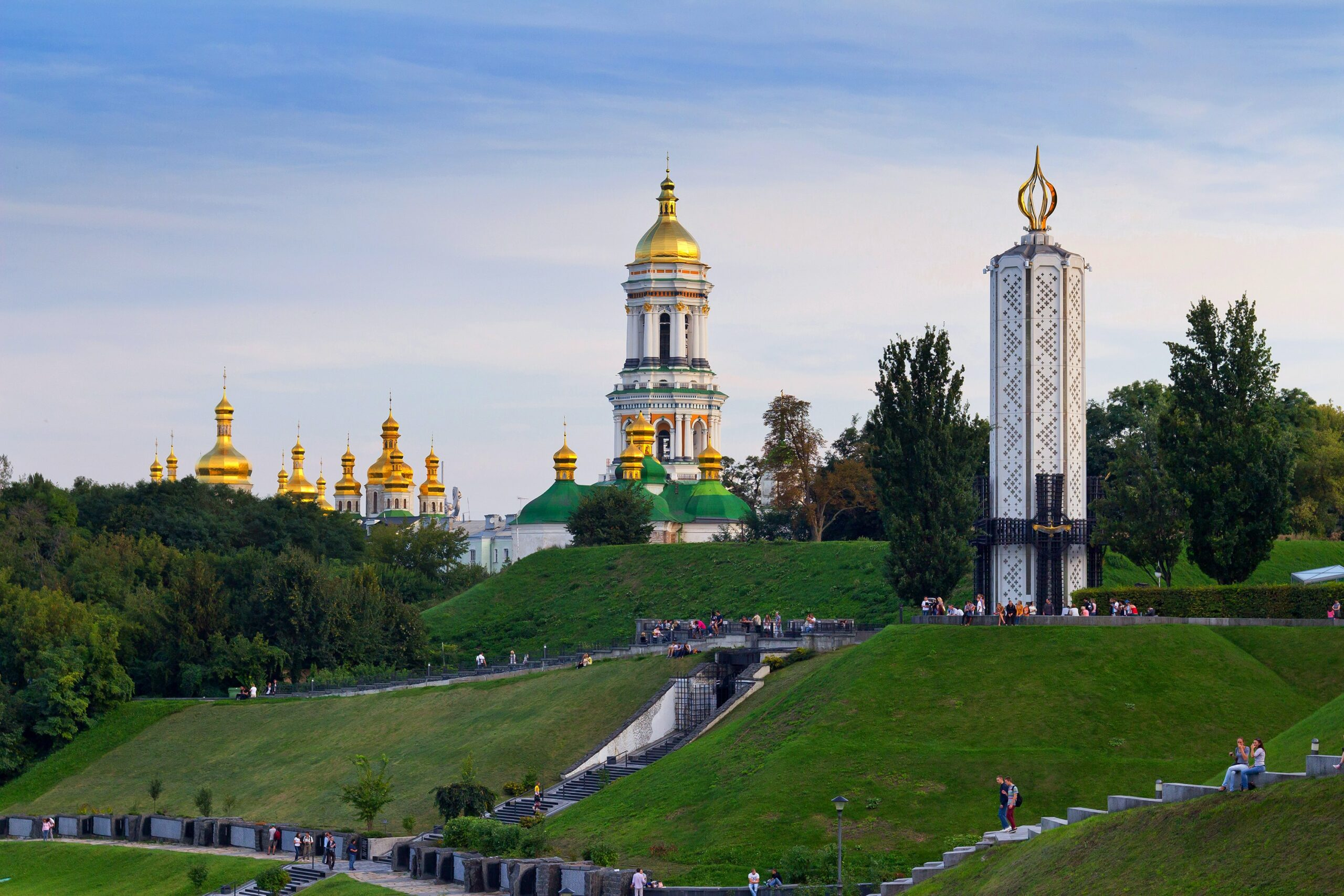 Ukraine agricultural and IT powerhouse